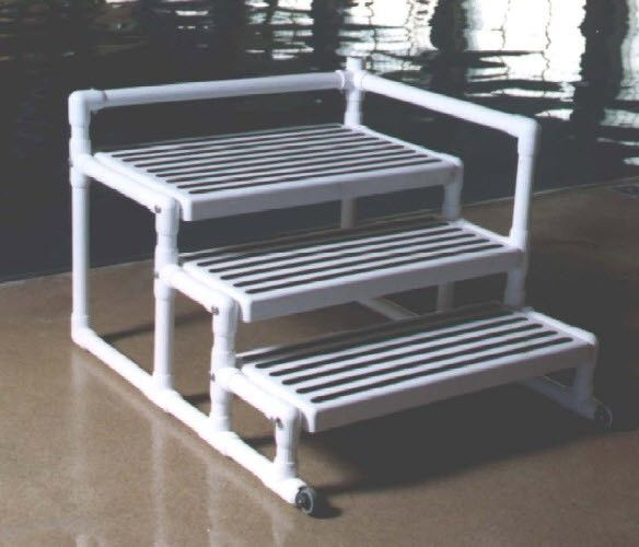 aquatrek pool transfer platform