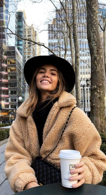 Trendy Hat Style Outfit Coats 65 Ideas #outfitswithhats