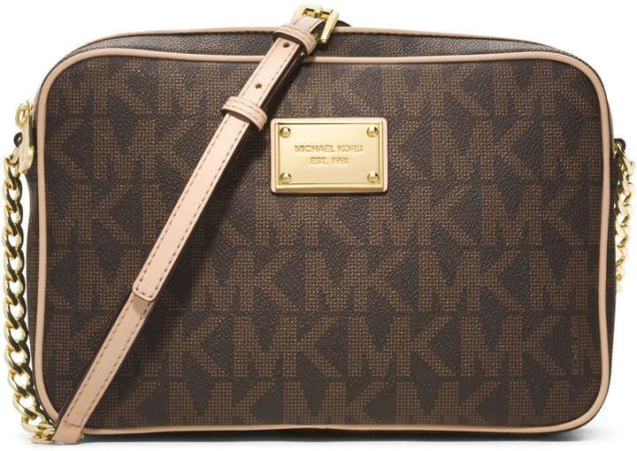 Pin by Lookastic on Crossbody Bags | Bags, Michael kors