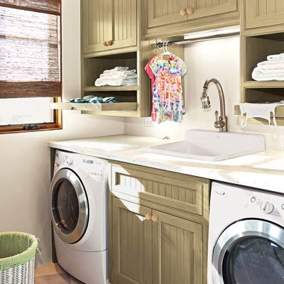 10 Hard Working Rooms That Make Life Easier Laundry Room