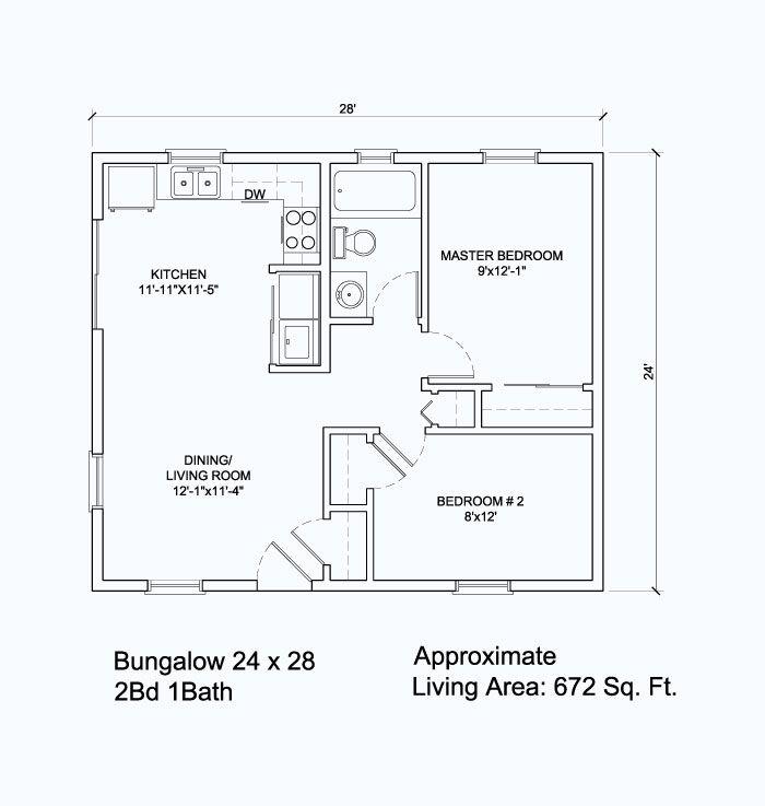Google image result for for 24x28 garage plans