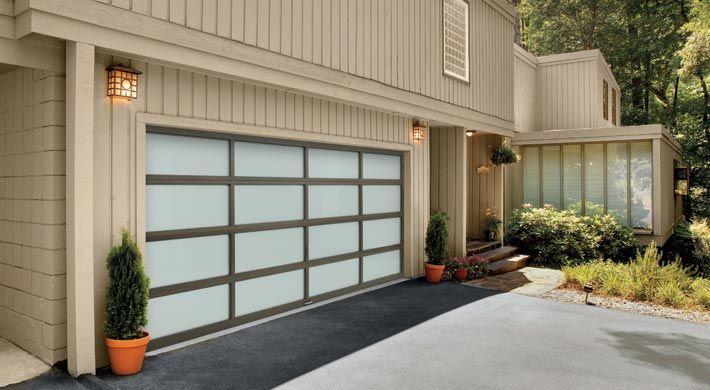 Amarr Vista Full View Garage Doors Unique Garage Doors Doors