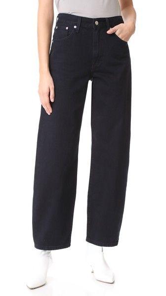 Levi S Big Baggy Wide Leg Jeans Levis Cloth Dress Top Shirt Sweater Skirt Beachwear Activewear Trousers Women Wide Leg Denim Fashion Women Jeans