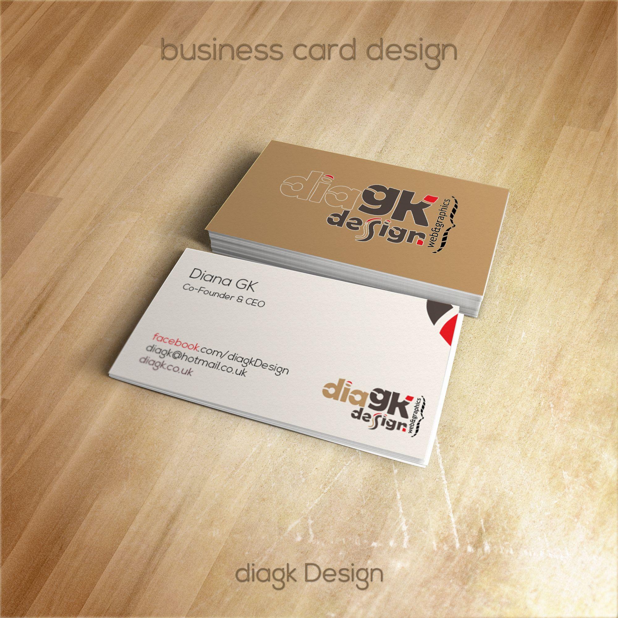 Business Card Business Card Design Card Design Marketing Design