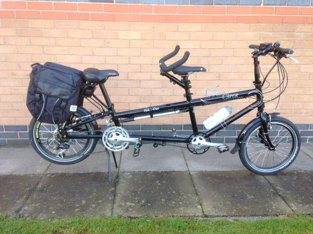Circe Helios Tandem Electric Bike Conversion Tandem Bike Electric Bike Conversion Bike Kit