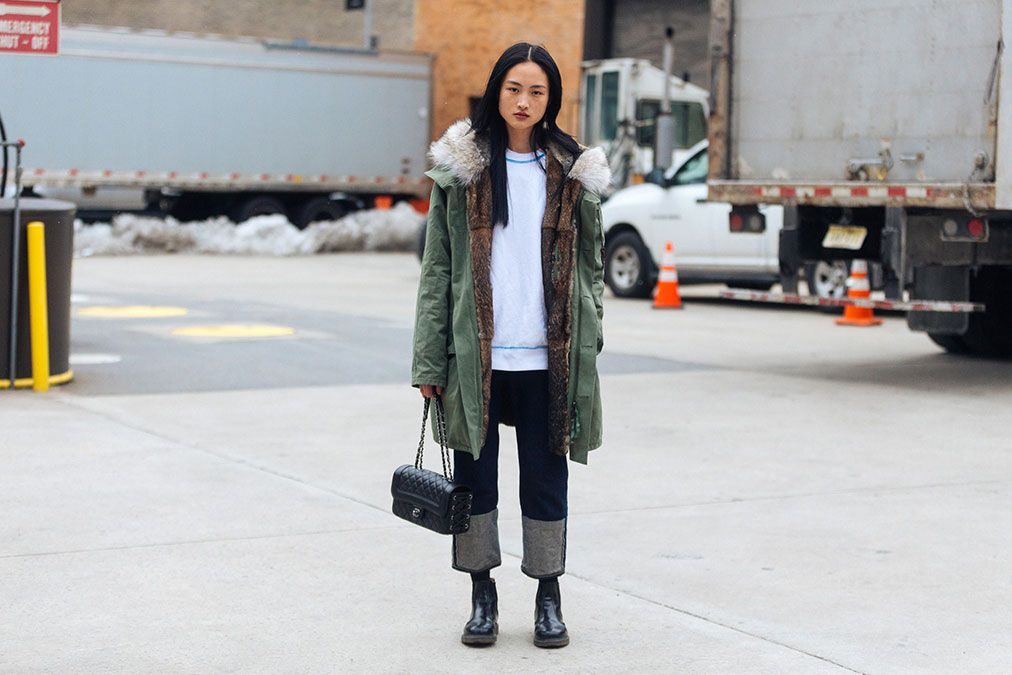 On The Street: NYFW F/W 17 – Of The Minute