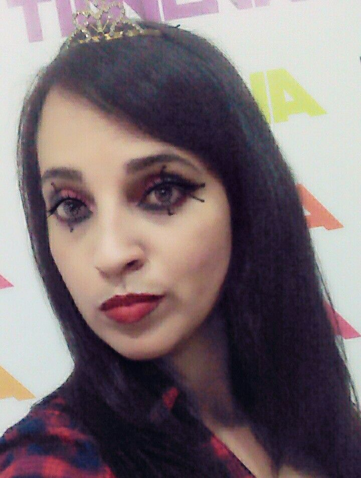 Make Princesinha Dark