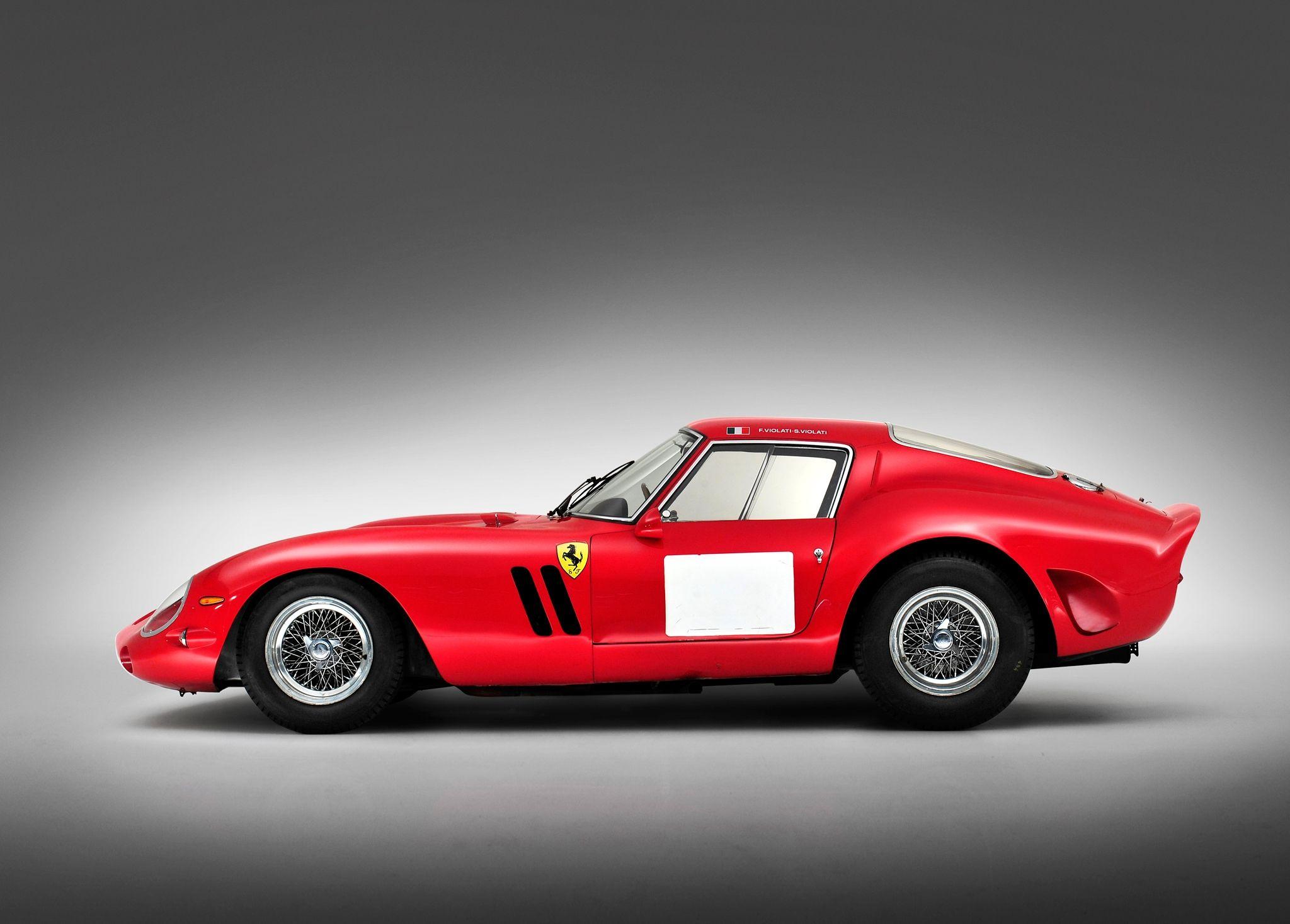 1962 Ferrari 250 Gto Berlinetta Sells For Record 38 Million Gto