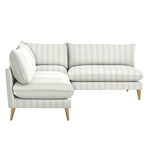 Reclining Sofa Buy John Lewis Semarang Petite Corner Sofa Online at johnlewis