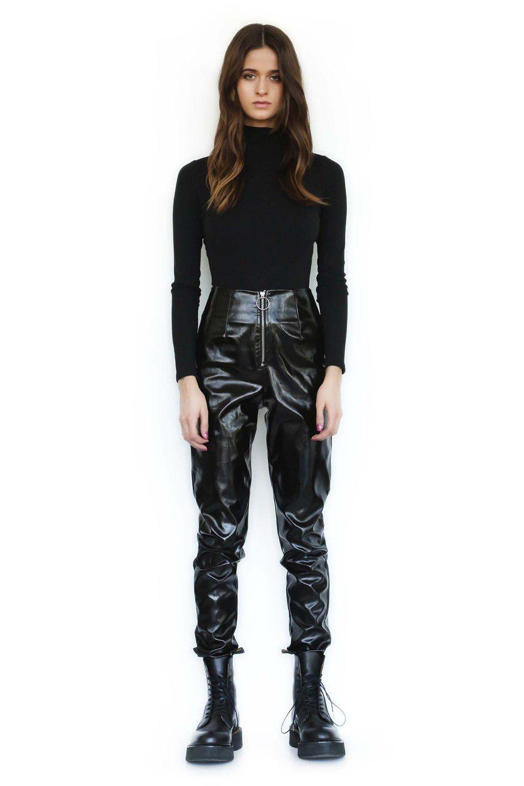 STONE BODYSUIT BLACK Alternative outfits, Fashion