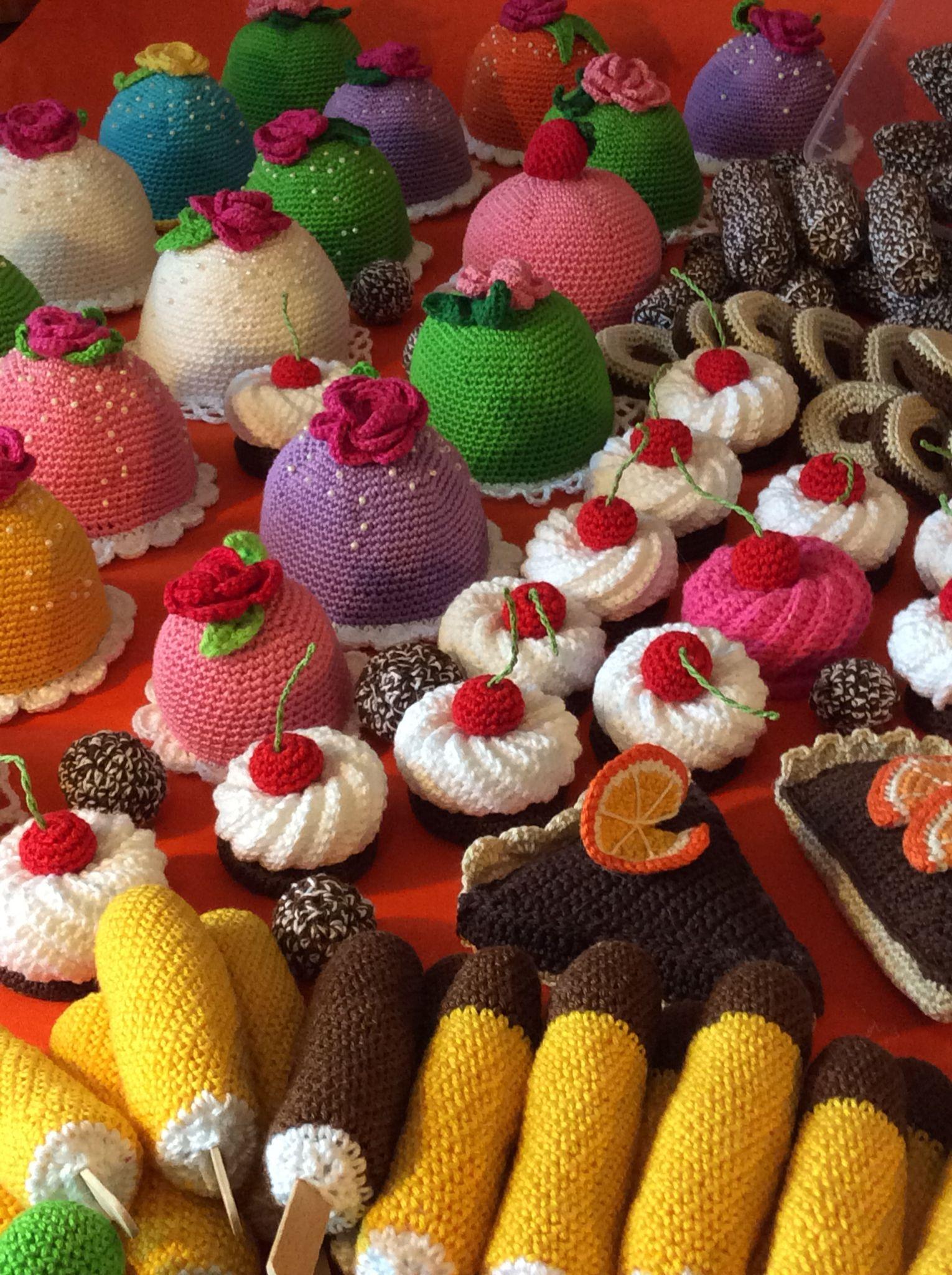 Virkat, virkat och mer virkat! | Ami Food | Pinterest | Kaufladen ...