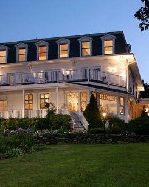 Dream Kitchen Rockland Maine: Camden Harbour Inn (Camden, Maine) - #Jetsetter