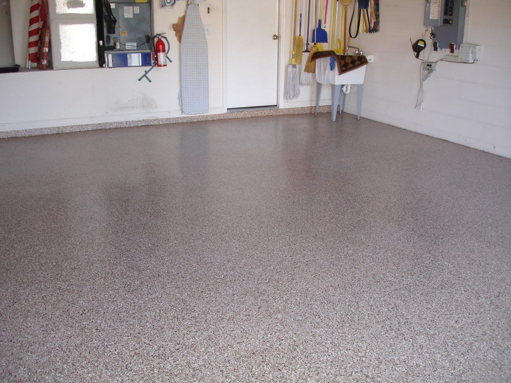 Garage Floor Coating Ideas 7 Great Garage Flooring Ideas From The Most Popular Garages
