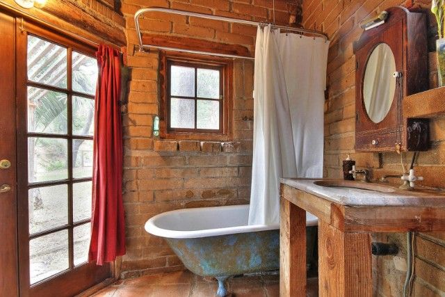 Image Result For 500 Dollar House  The Rustic Side Of Life Extraordinary Small Rustic Bathrooms Design Inspiration
