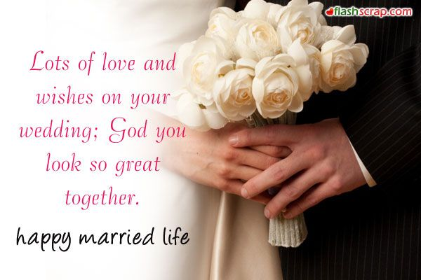 Happy Married Life Happy Married Life Happy Wedding Wishes