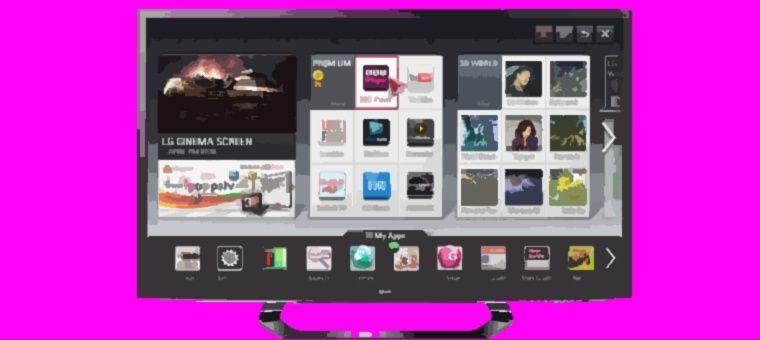 Descarga Las Aplicaciones Para Tu Smart Tv De Lg Y Sácale El Máximo Partido A La Nueva Forma De Ver La Televisión Toda Aplicaciones Para Smart Tv Smart Tv Tv