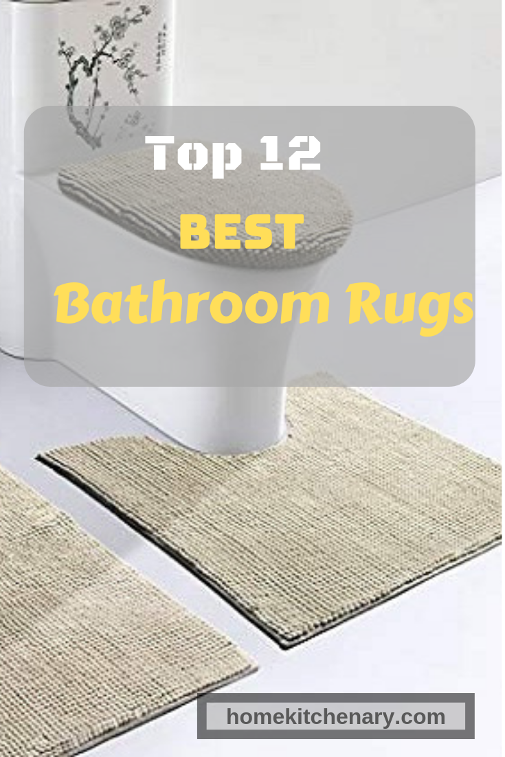 Top 12 Best Bathroom Rugs For 2020 Buyer S Guide With Images