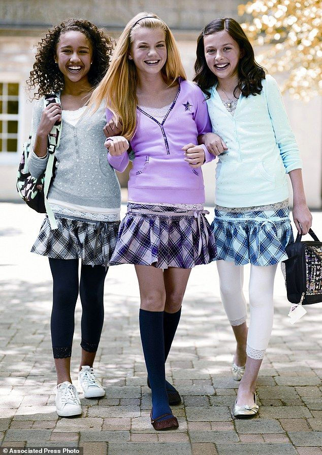 What Are Middle School Fashion Trends
