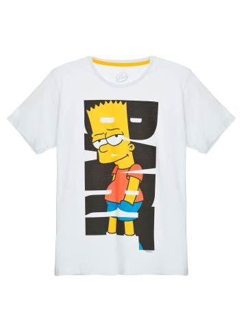 Camiseta Bart Simpson - Visite Riachuelo.com.br