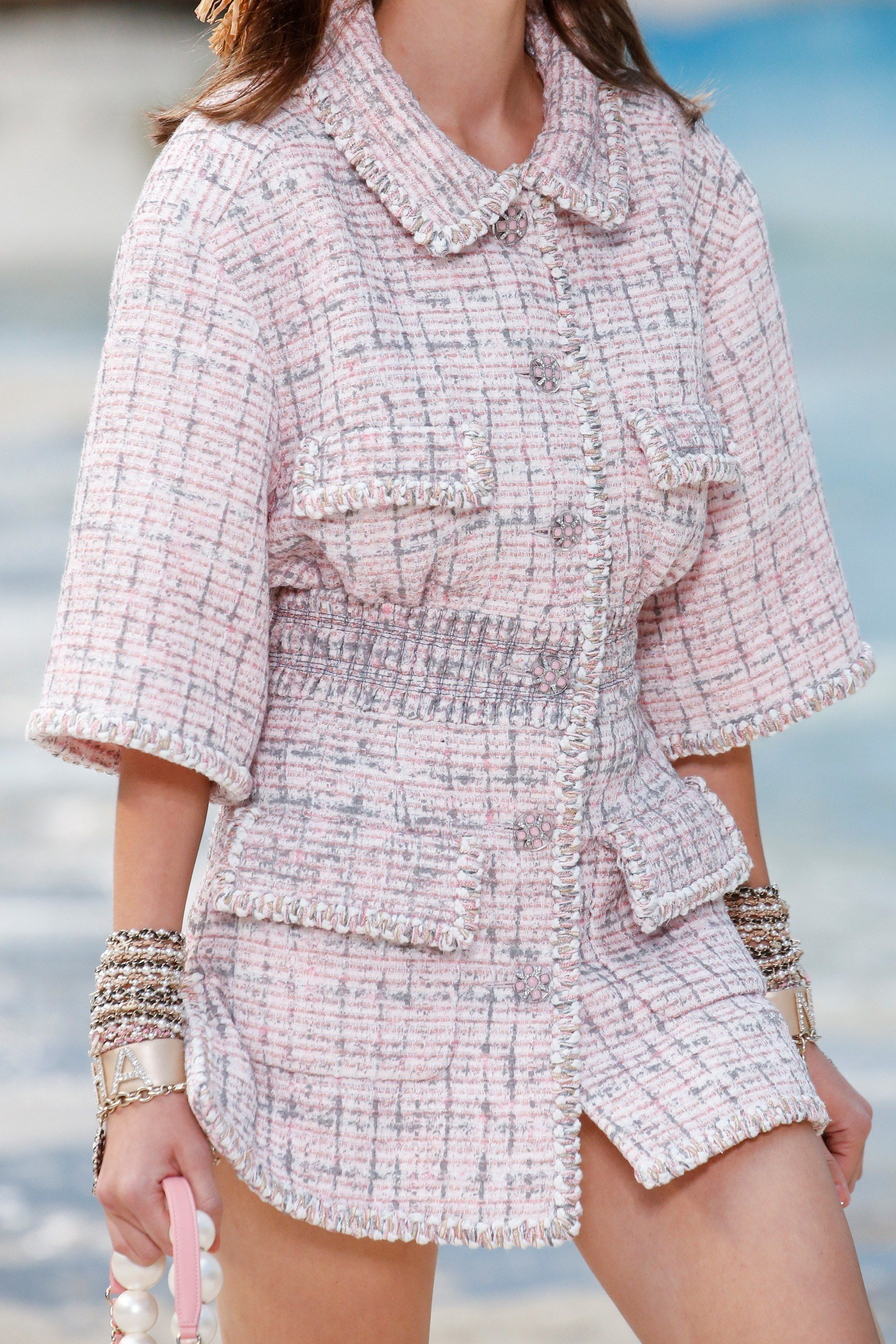 7ee2ccb04f2c Chanel Spring 2019 Ready-to-Wear Fashion Show in 2019 | Women's ...