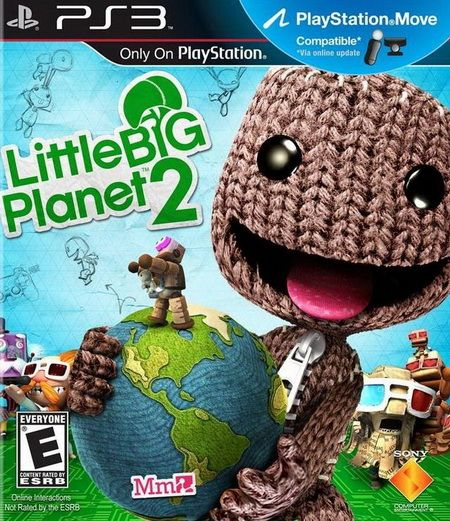 my most fav game on the planet alyssa little big planet 2