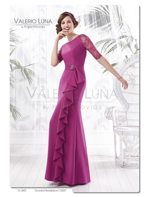 Pin de Gloria Ferrer en vestits | Pinterest | Trajes para bodas ...