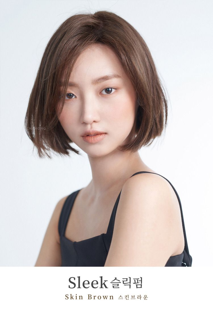 sleek슬릭펌 – chahong ardor | chinese beauty | korean short