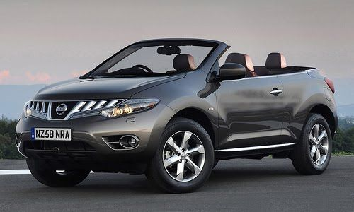 Ultimate Autos Nissan Murano Convertible