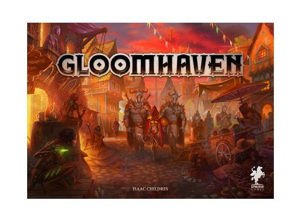Gloomhaven Brettspill - Gamezone.no