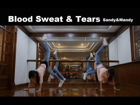 BTS 방탄소년단 - Blood Sweat & Tears 피 땀 눈물 by Sandy&Mandy (cover dance)