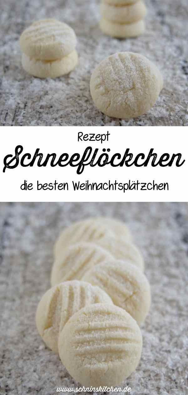 Photo of Schneeflocken – feine Kekse – Schnins Küche