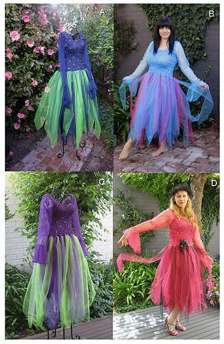 4646473cf4c New Adult PLUS SIZE Fairy Dress~ Gothic Costume ~ Halloween ~ Fancy Dress