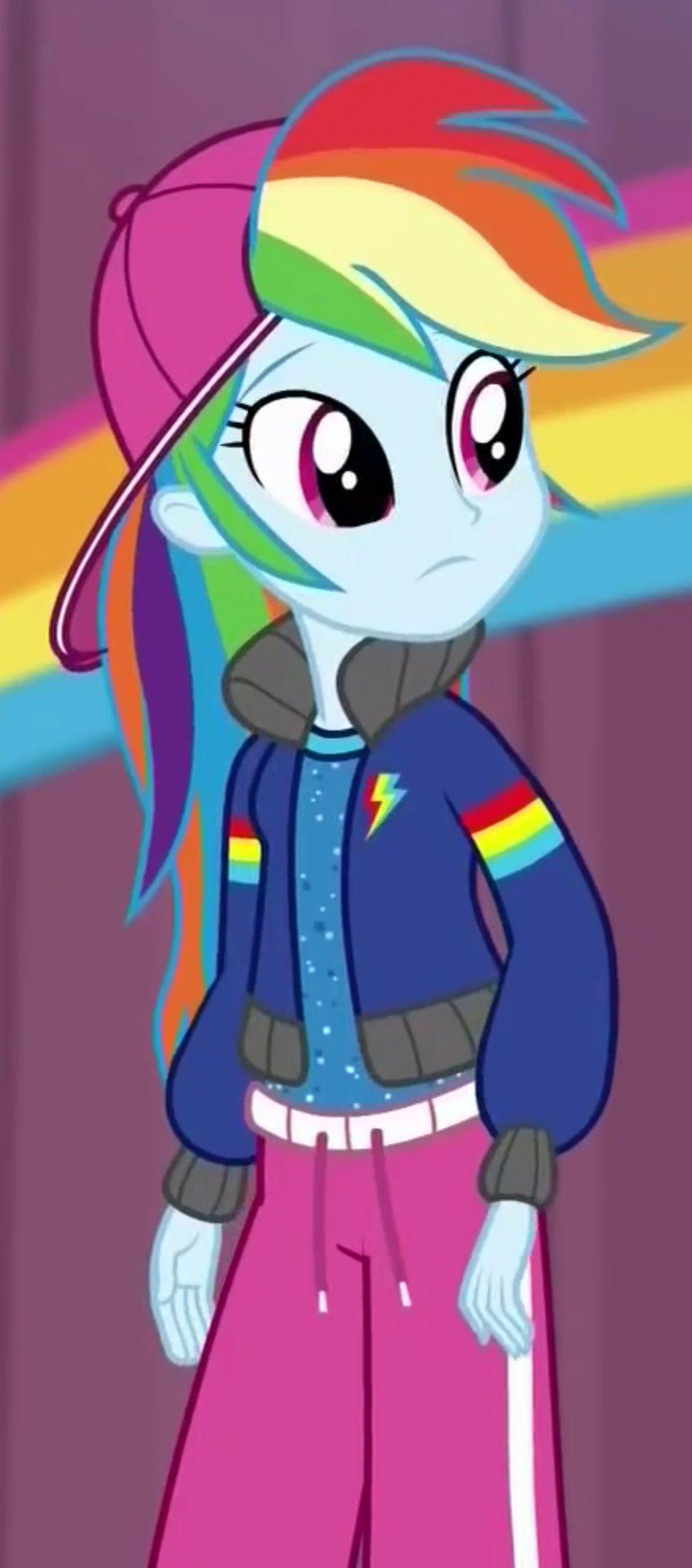 Pin on Rainbow Dash