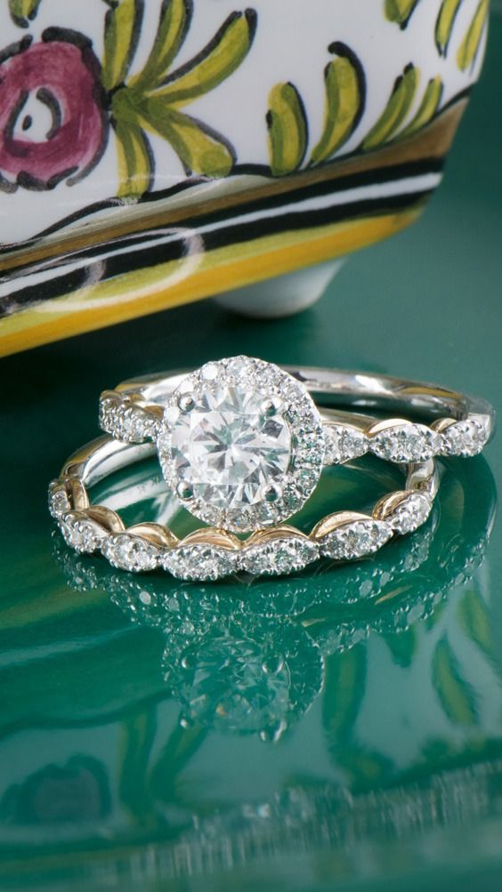 First Say Yes To This Stunning Engagement Ring By Zac Posen Then