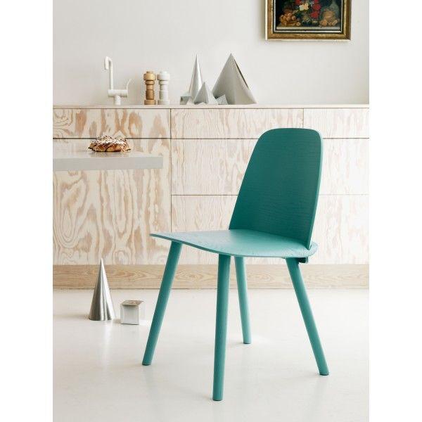 Stuhl Nerd, Grün Von Muuto Finden Sie Bei Made In Design, Ihrem Online Shop  Für Designermöbel, Leuchten Und Dekoration.