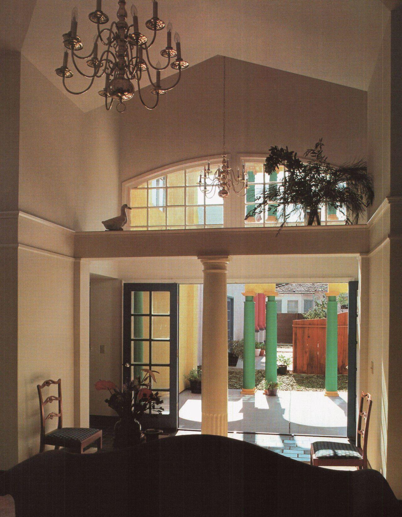 Thomas Gordon Smith, Tuscan House And Laurentian House, Livermore, California