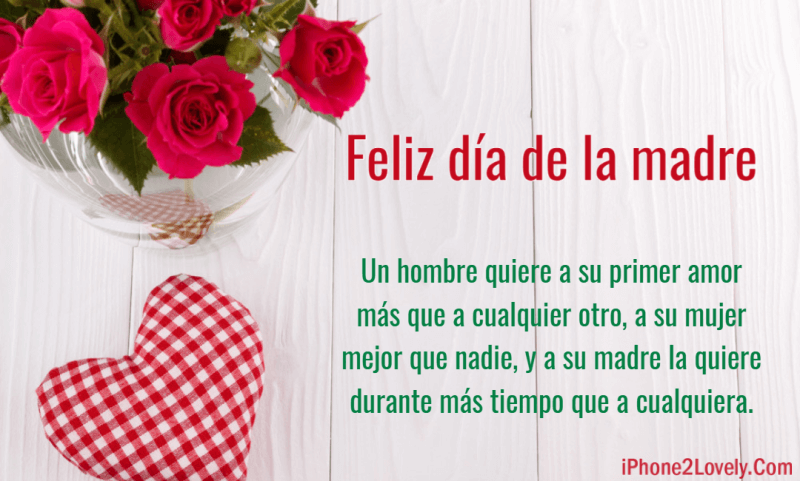20 Famous Spanish Mother S Day Quotes To Wish Mom Iphone2lovely Happy Mother Day Quotes Happy Mothers Day Mother Day Message