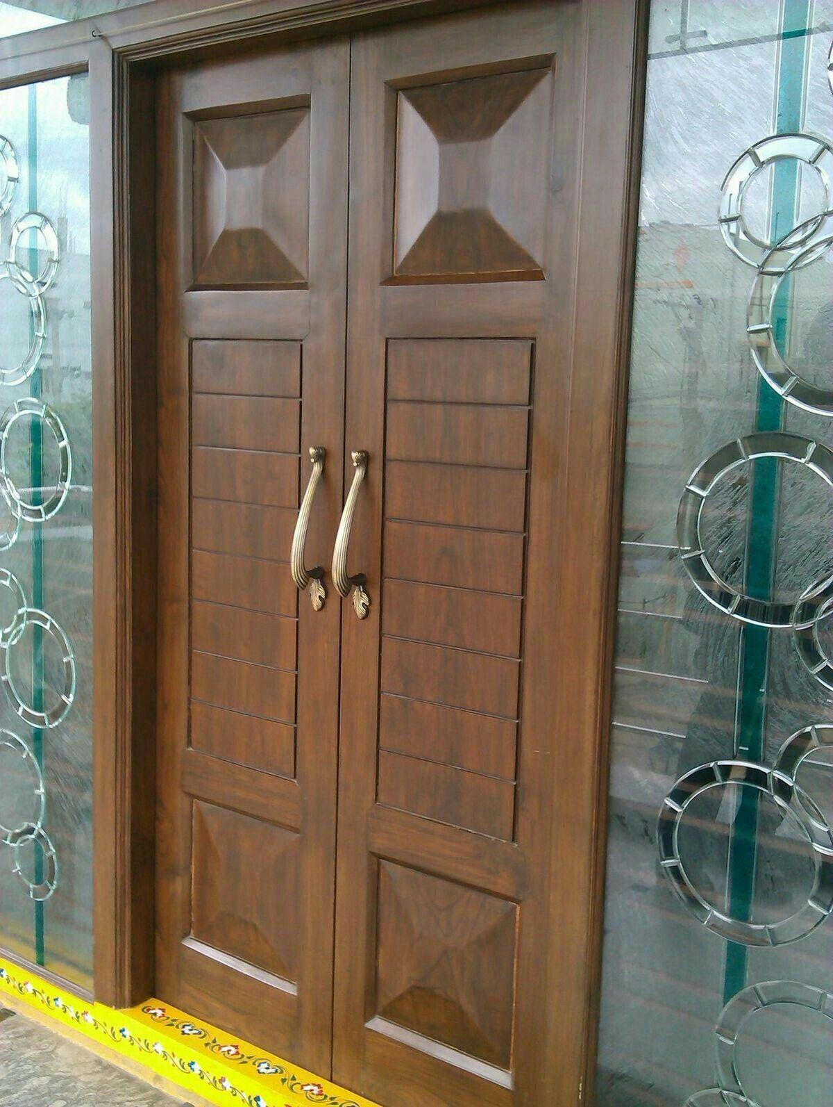 A Unique Front Door Transforms Any Home Exterior Get Cool Door Ideas With This List Of Wooden Front Door Design Front Door Design Wood Wooden Main Door Design,Duplex Apartment Design Plans