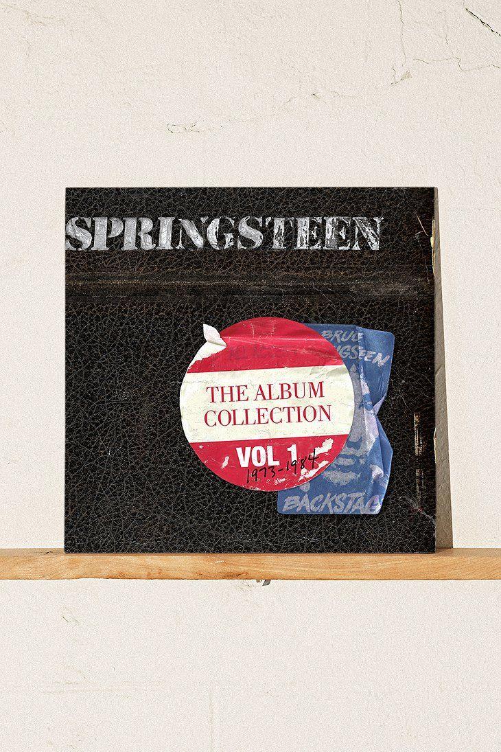 Bruce Springsteen The Album Collection Vol 1 1973 1984 Lp Box Set Lp Box Boxset Drive All Night