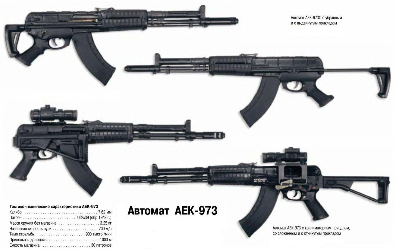 картинки штурмовых винтовок и их названия