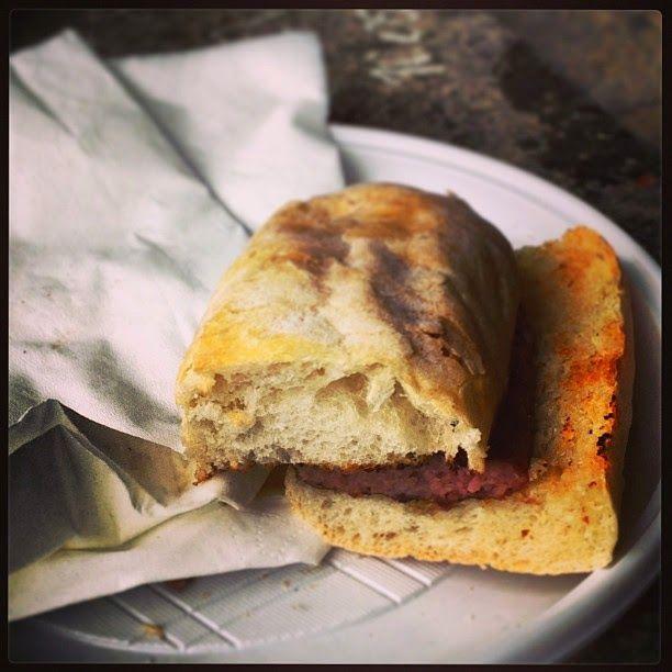 Il Diario della Cuoca Cunegonda: Non di solo pane vive l'uomo, ma se ci aggiungi un...