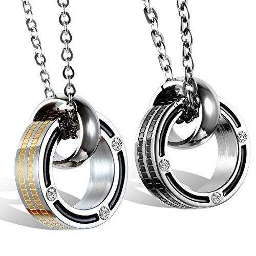 collier argent avec pendentif diamant