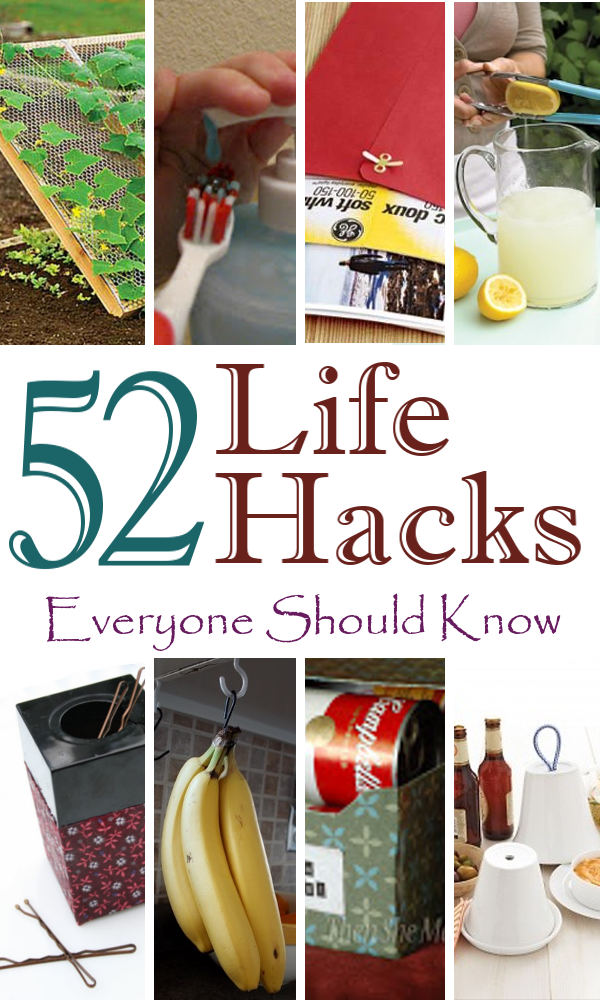Great Ideas About DIY Life Hacks U0026 Crafts 2017 / 2018 Here Is Another Post Full  Of Amazing Tips To ...