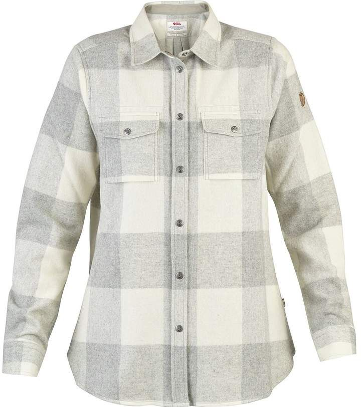 54f451a1 Fjallraven Canada Long-Sleeve Shirt - Women's | Products | Shirts ...