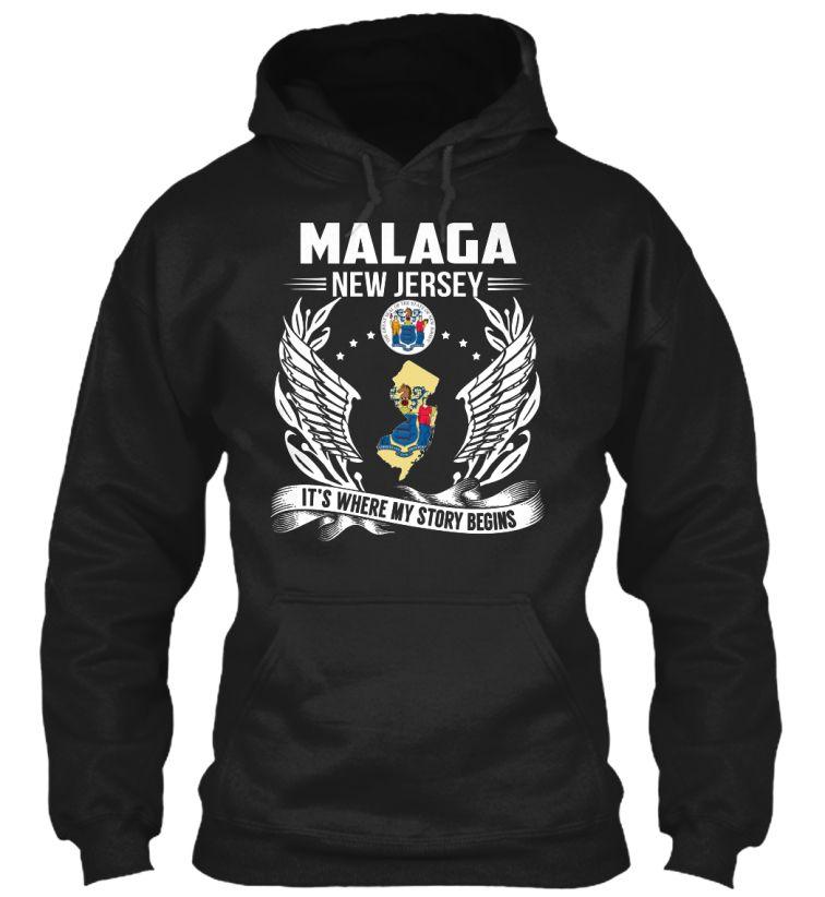 Malaga, New Jersey - My Story Begins