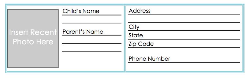ID Card Template | Screen Shot 2012-10-12 at 10.42.48 PM | Pinterest ...