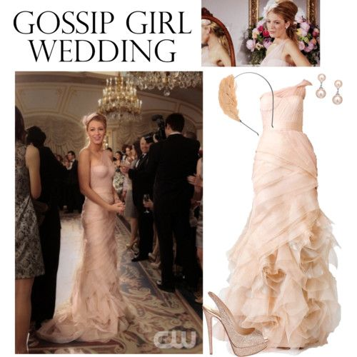 Serena 39 s bridesmaid dress from vera wang bridezilla for Serena wedding dress gossip girl price
