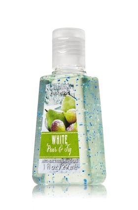 The Perfect Pear Pocketbac Sanitizing Hand Gel Bath Body