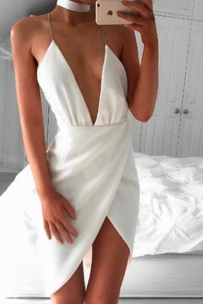 Sasha Mini Dress #dinnerideas2019