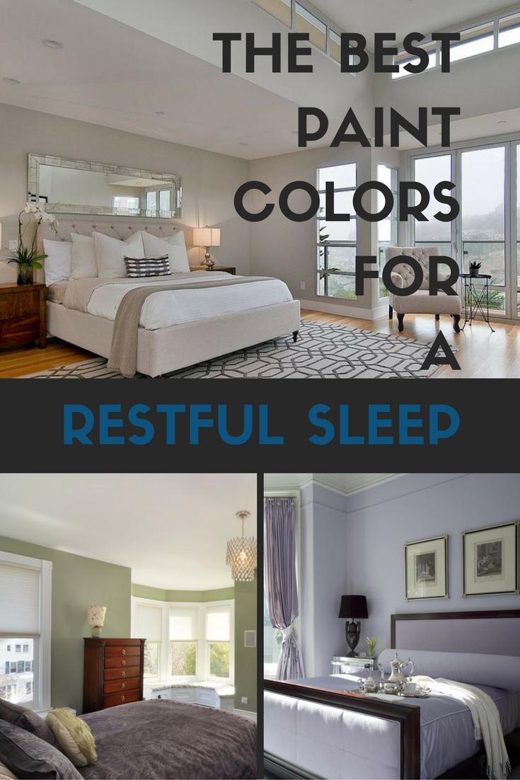 The 8 Best Paint Colors For A Restful Sleep Best Paint